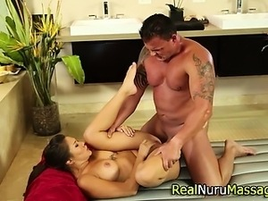 asian massage free video