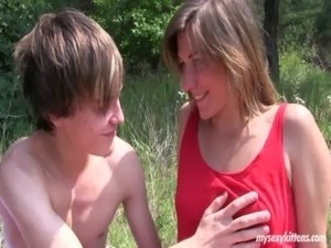 naked teen outdoor videos