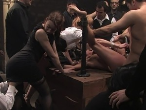 rough brutal deep anal sex