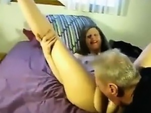 husband watching wife suck