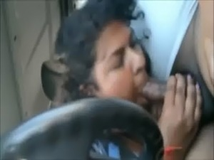 indian gf sex blowjob in car free