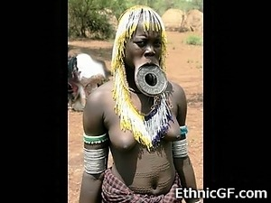 African nude photos