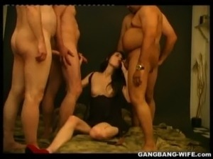 amateur gangbang wife stories