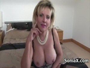 mature women stocking sex
