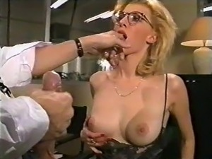 mature office girl