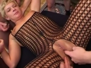 pussy ass and beads dildo
