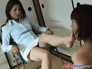 asian femdom video trailers
