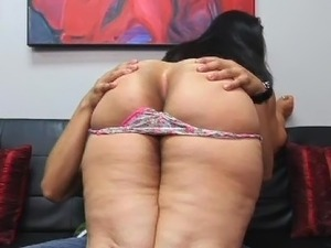 big spanish ass anal sex