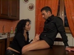 italian woman young boy fuck suck
