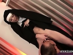 sex with ebony nuns