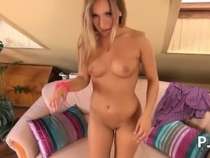 girl usins sex toys