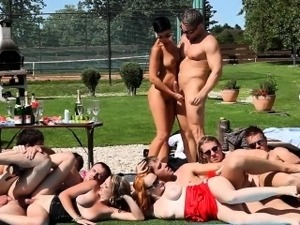 free outdoor german sex videos