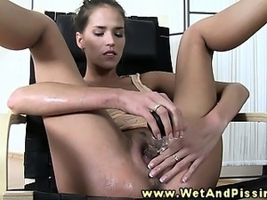 white girls drinking cum from ass