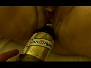 mature bottle sex