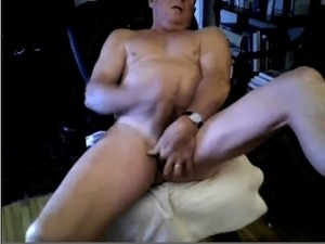 handjob for grandpa video