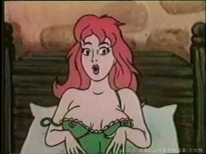 cartoons having anal sex