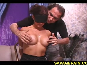asian girl extreme pain video