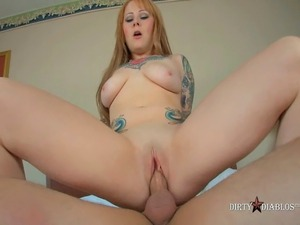 Tattooed girls getting fucked