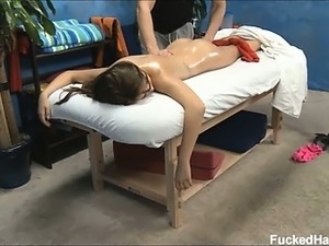 petite girl massage sex video