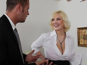 secretary office sex videos