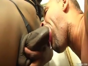interracial domination porn