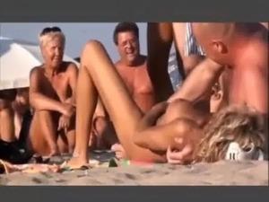 Nude beach voyeur pics