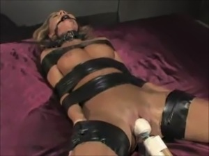 hot young girl bondage