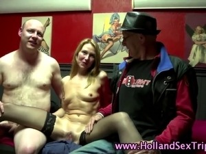 European group sex
