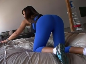 sexy young sporty girls