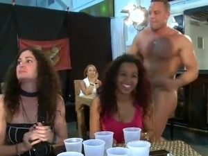 video of drunk woman flashing truckers