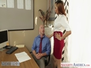 naughty america busty threesome xvideo