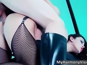 twink leather asian video