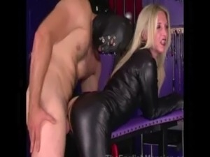 black dominatrix sex