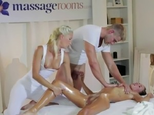 senual erotic massage video