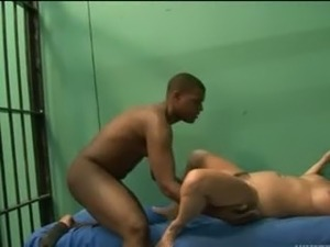 ebony sex in jail