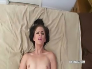 free coed amateur facial video