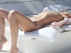 Naked outdoor videos