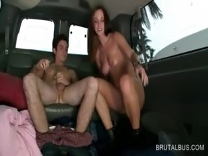 wet gang bus pussy full video