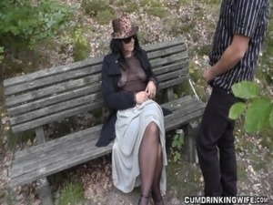mature women sex in public