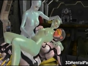 sex with alien video