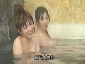 japanese girls public bath