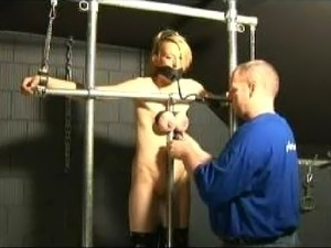 pussy wax torture