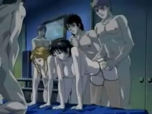 anime young naked girls