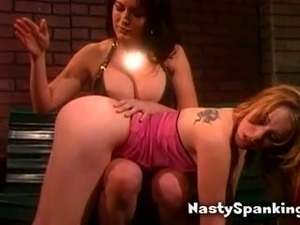 teen girls spanked humiliated in public