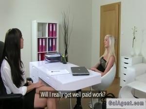 fake casting porn video free