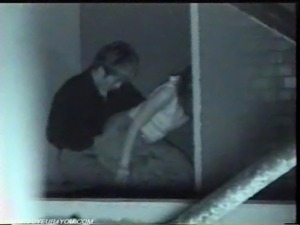 Infrared Voyeur Outdoor Fucking