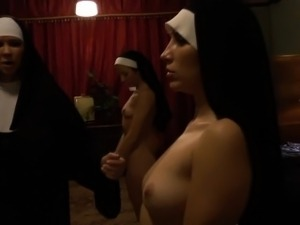 free nuns sex video