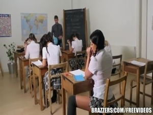 teacher fucking very young japanese student