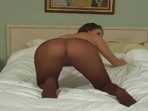 amateur home video nylons