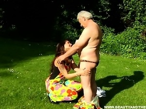 sexy young women outdoors